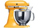 מיקסר Kitchenaid ניופאן דגם ksm150 צבע: פלפל צהוב EYP